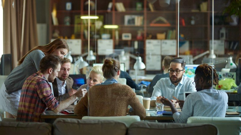 How today's workplace apps are creating communities