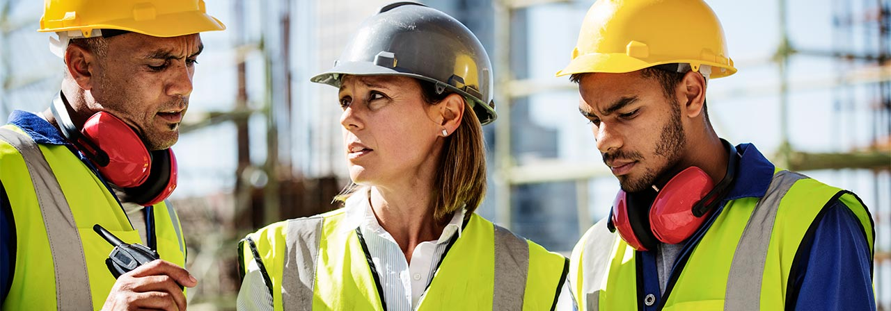 Building resilience-women in construction